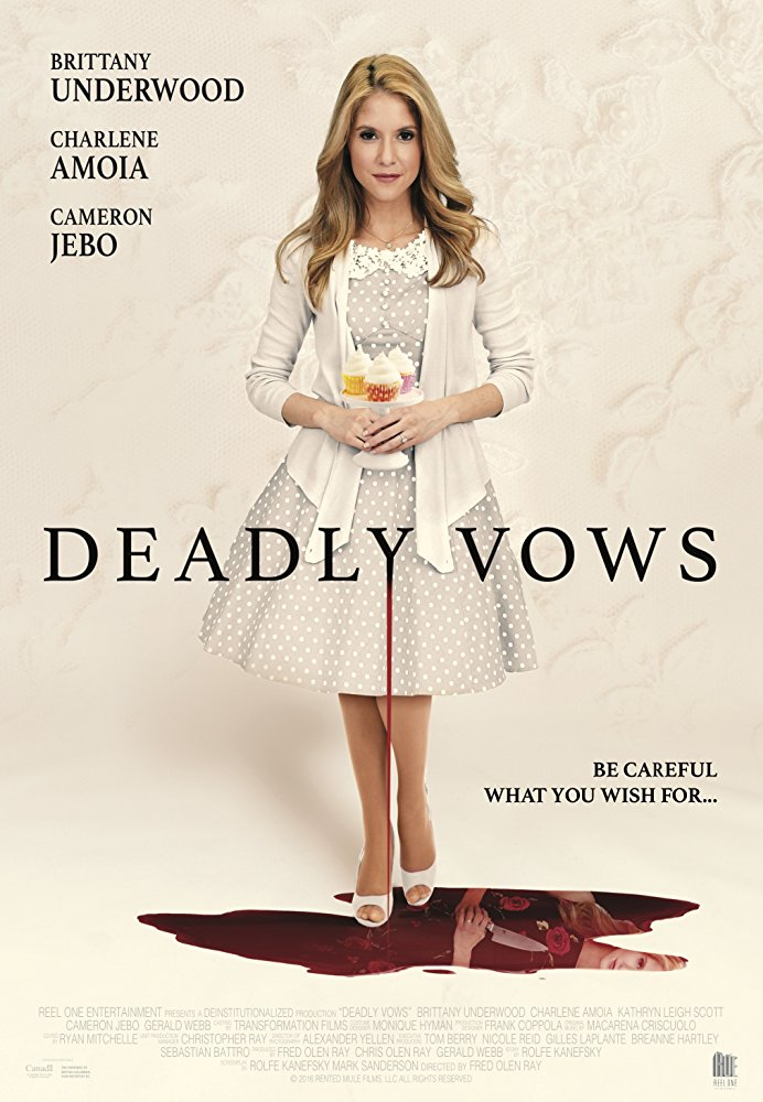 Deadly Vows (A Wedding to Die For)