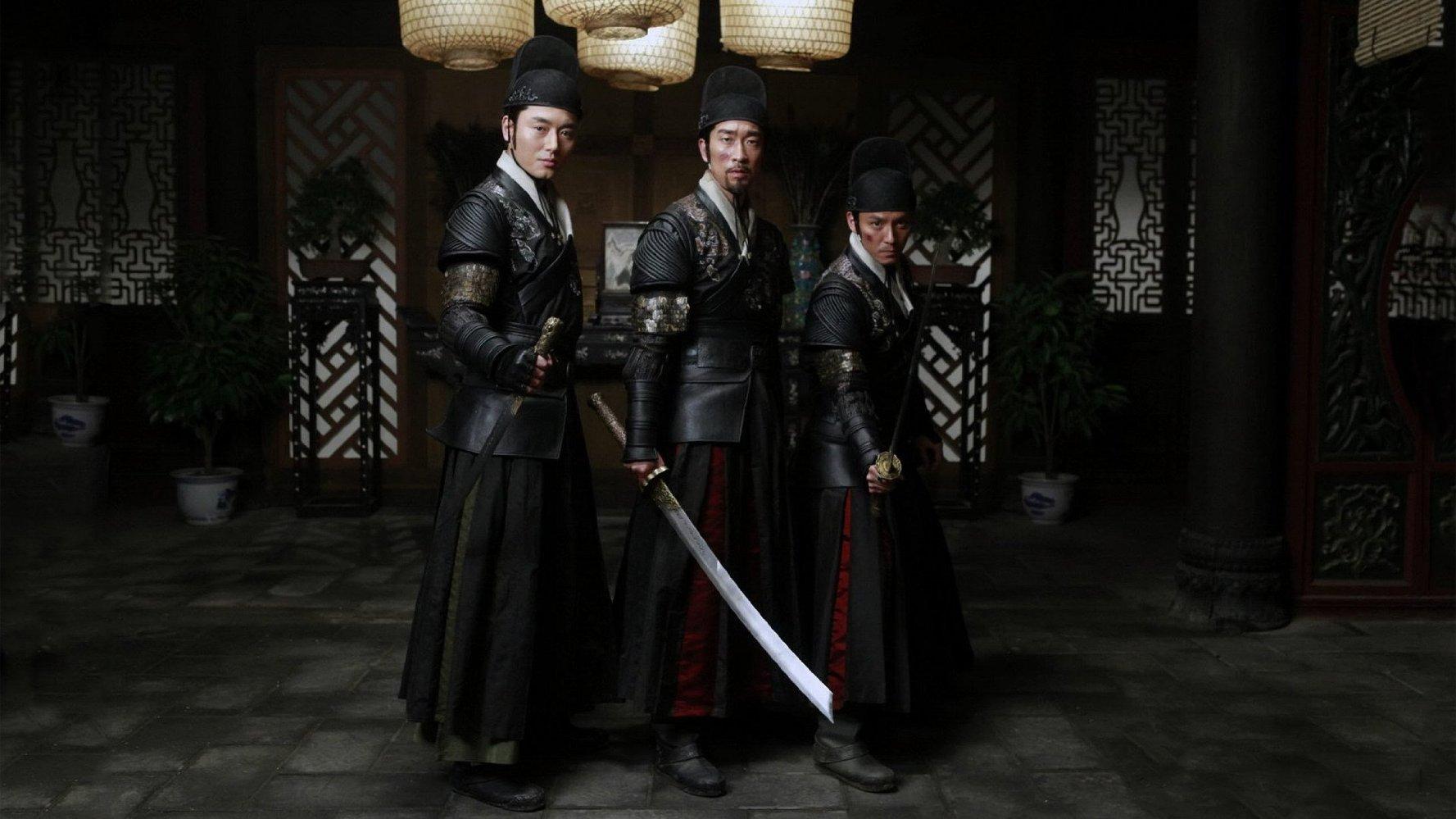 Brotherhood Of Blades [Audio: China]