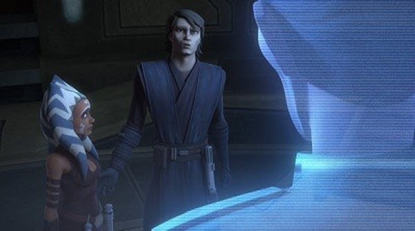 Star Wars: The Clone Wars - Season 5 Episode 18: The Jedi Who Knew Too Much