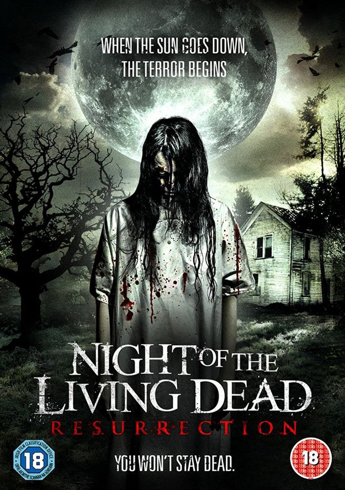 Night of the Living Dead Resurrection (2012)