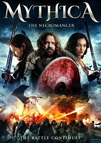 Mythica: The Necromancer