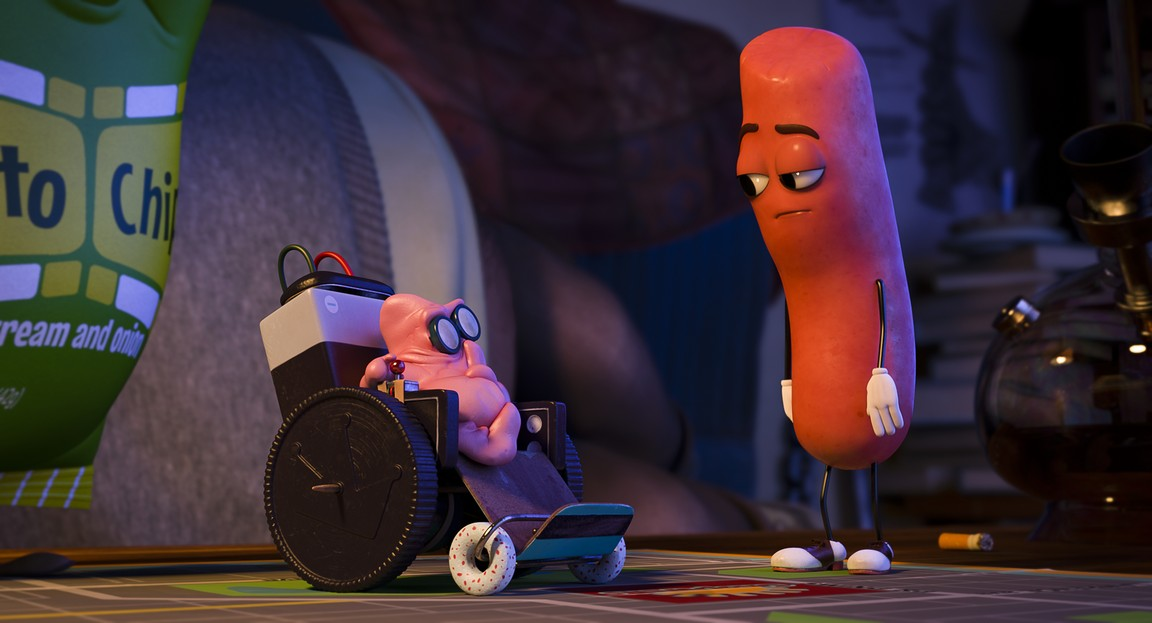 [16+] Sausage Party