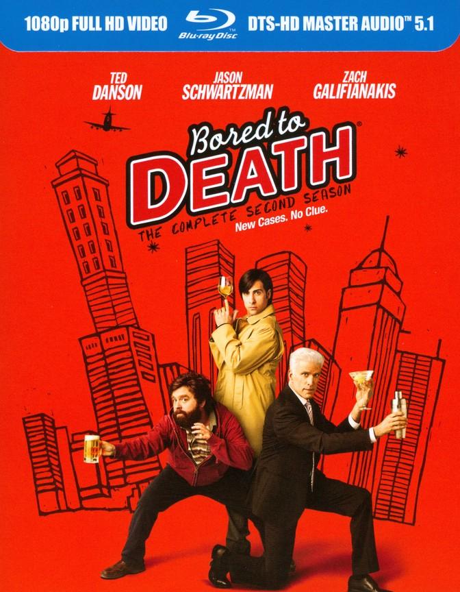Bored to Death - Season 2