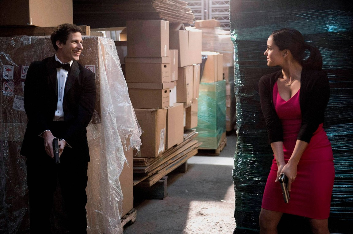 Brooklyn Nine-nine - Season 2 Episode 17: Boyle-Linetti Wedding