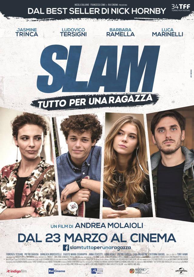 Slam: Tutto per una ragazza(2016)