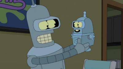 Futurama - Season 7 Episode 01: The Bots and the Bees