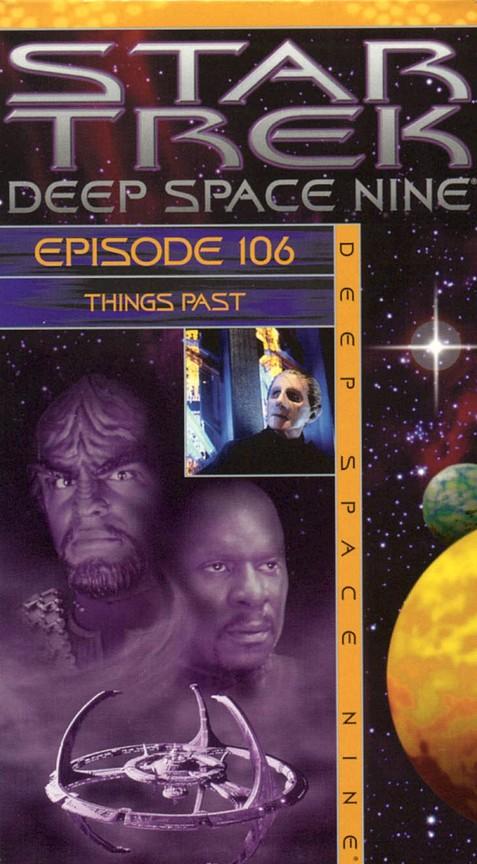 Star Trek: Deep Space Nine - Season 5 Episode 8: Things Past