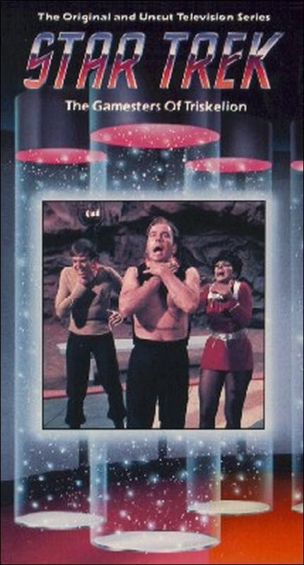 Star Trek: The Original Series - Season 2 Episode 16: The Gamesters Of Triskelion
