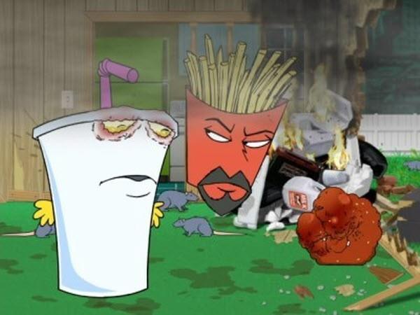 Aqua Teen Hunger Force - Season 2
