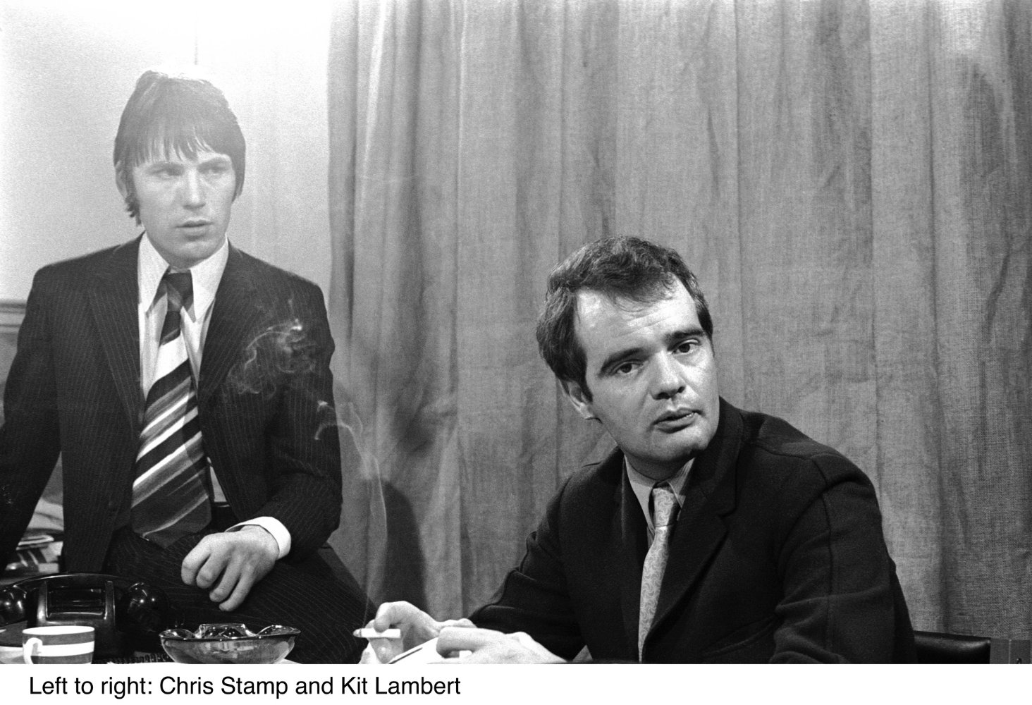 Lambert and Stamp