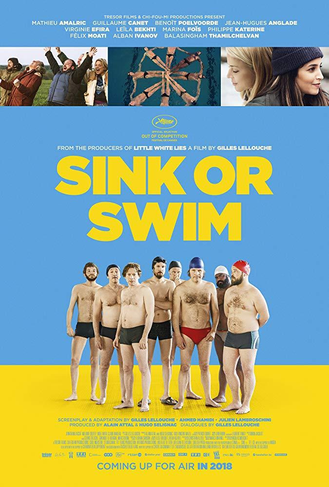 Sink or Swim (Le grand bain) [Sub: Eng]