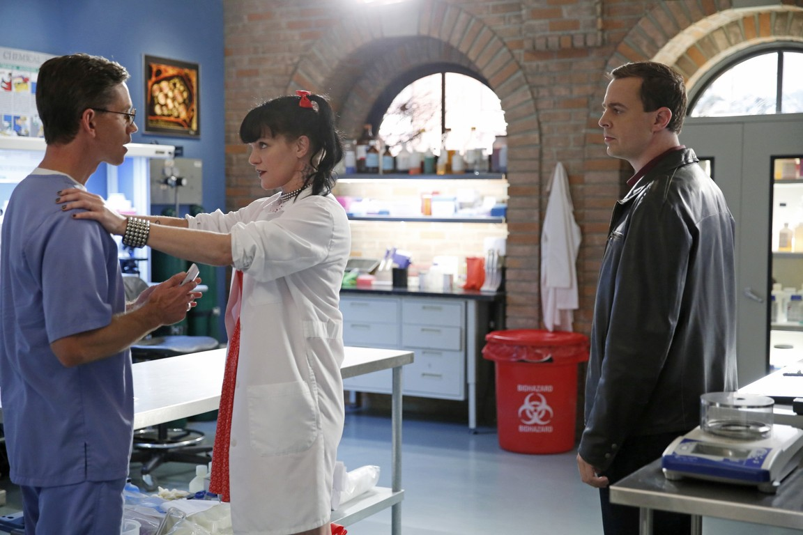 NCIS - Season 12 Episode 13: We Build, We Fight