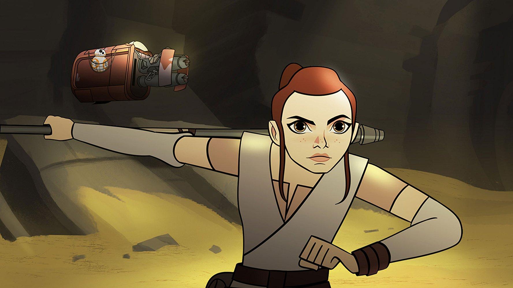 Star Wars: Forces of Destiny - Season 1