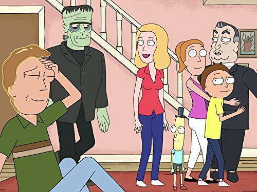 Rick and Morty - Season 1