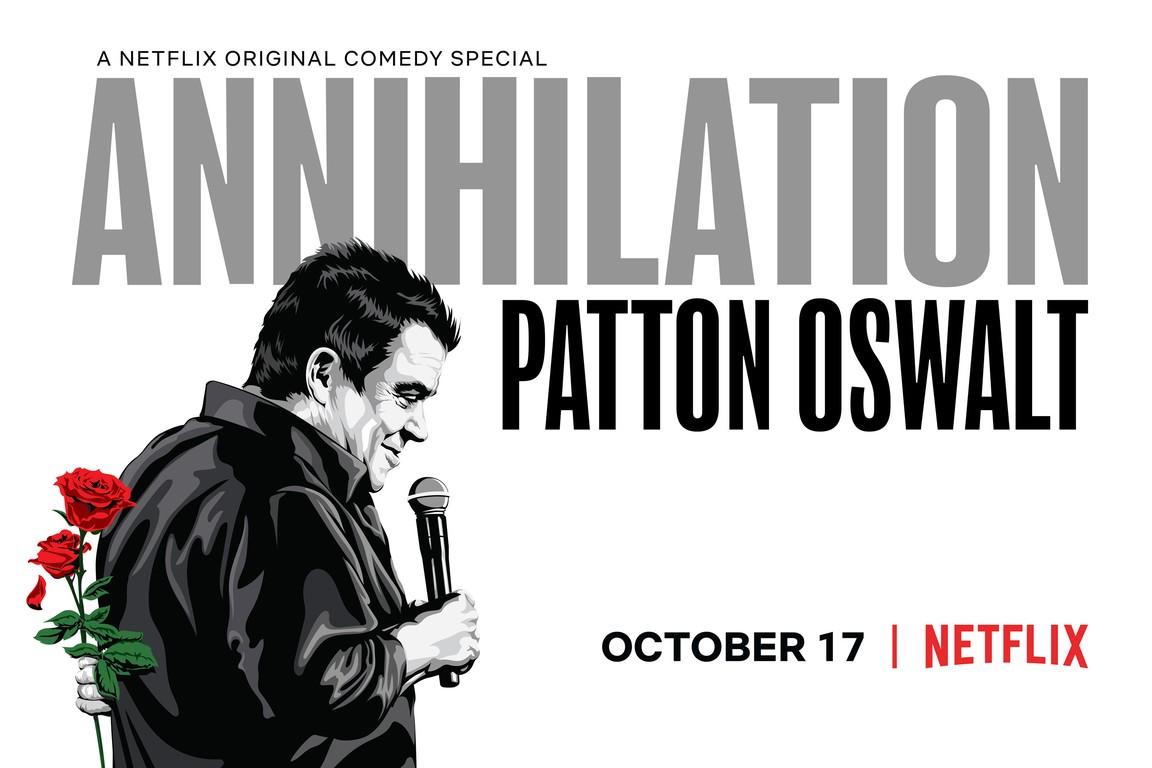 Patton Oswalt: Annihilation