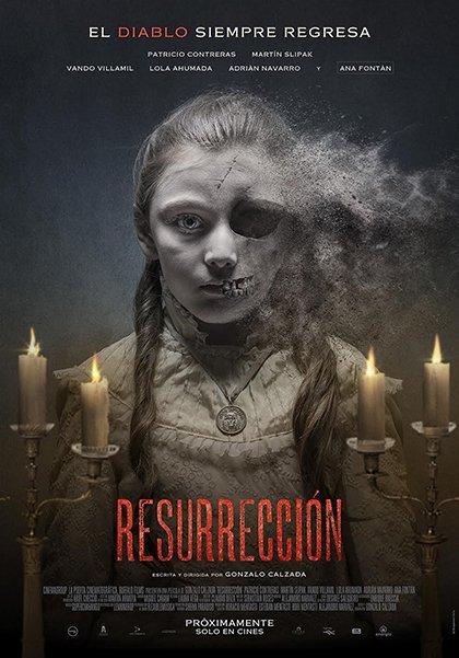 Resurrección [Audio: Argentina]