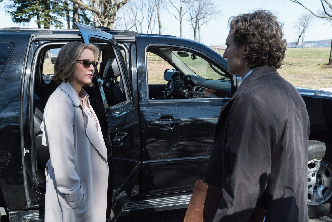 Madam Secretary - Season 4 Episode 19: Thin Ice