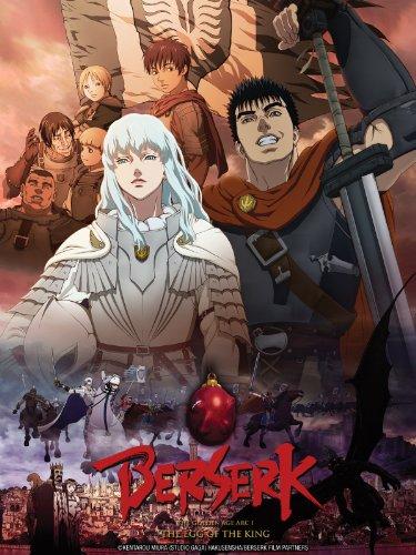 Berserk: The Golden Age Arc I - The Egg Of The King