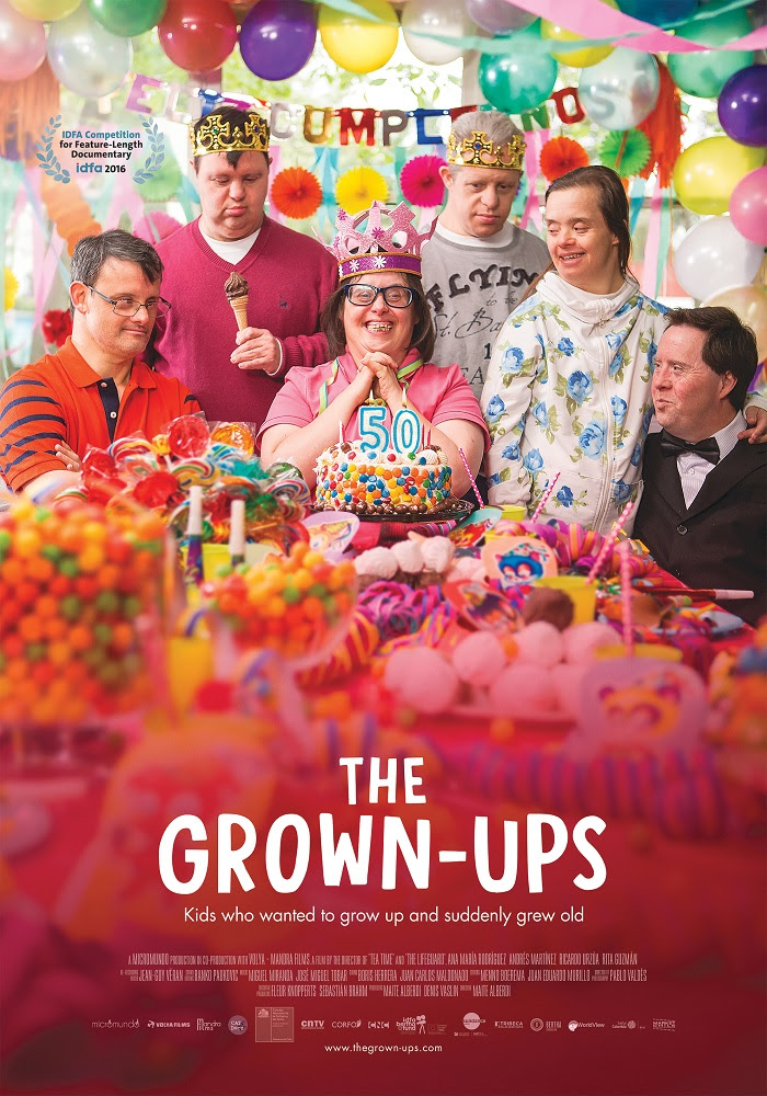 The Grown Ups [Sub: Eng]