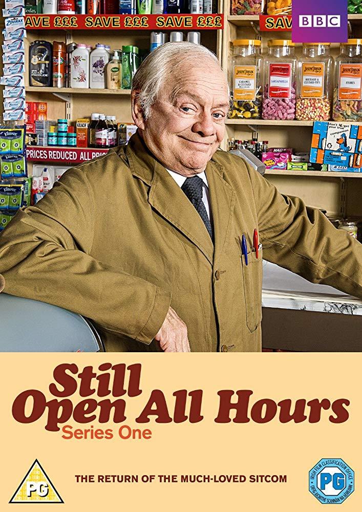 Still Open All Hours - Season 5