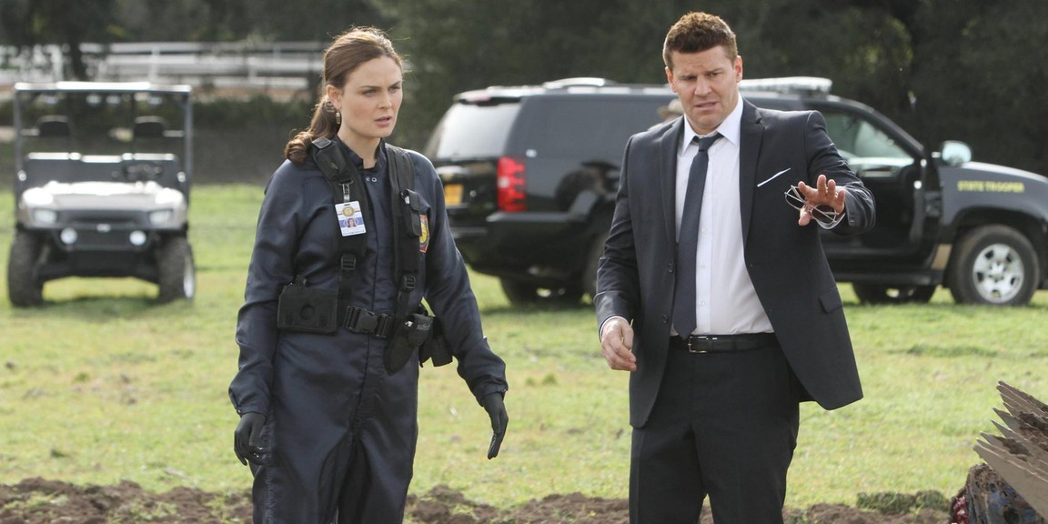 Bones - Season 8 Episode 17: The Fact In The Fiction