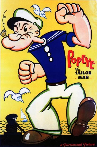 Popeye the Sailor - Season 3