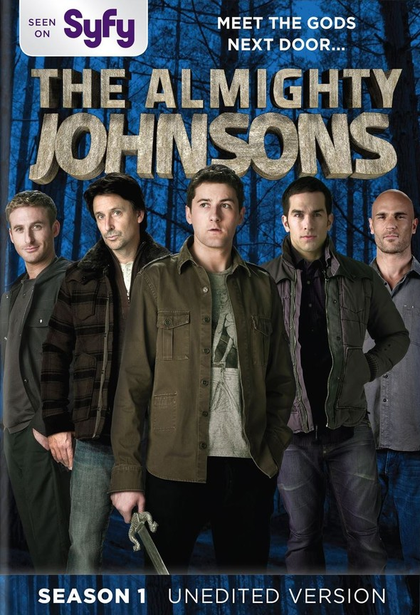 The Almighty Johnsons - Season 1