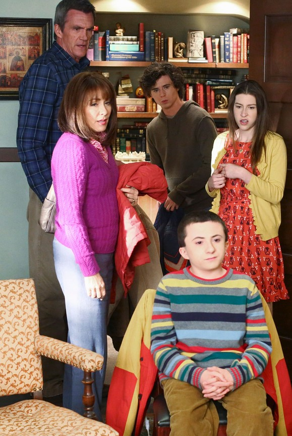 The Middle - Season 5 Episode 13: Hungry Games