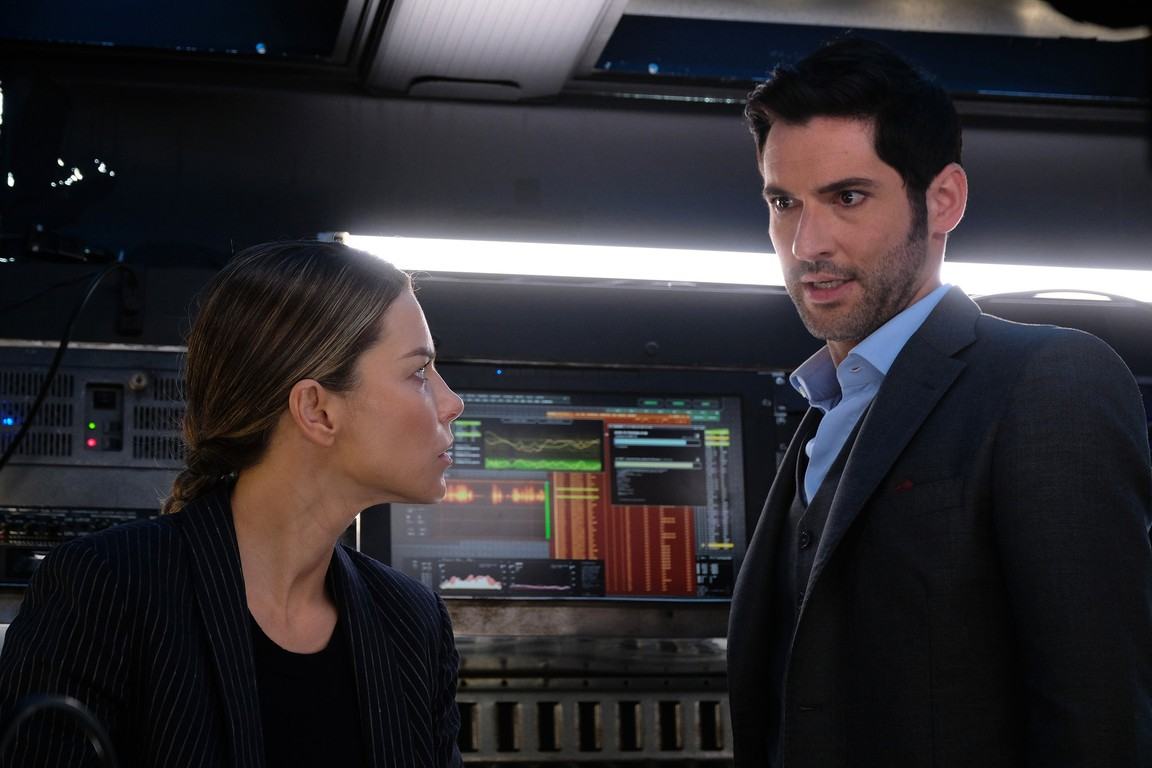 Lucifer - Season 3 Episode 12: All About Her