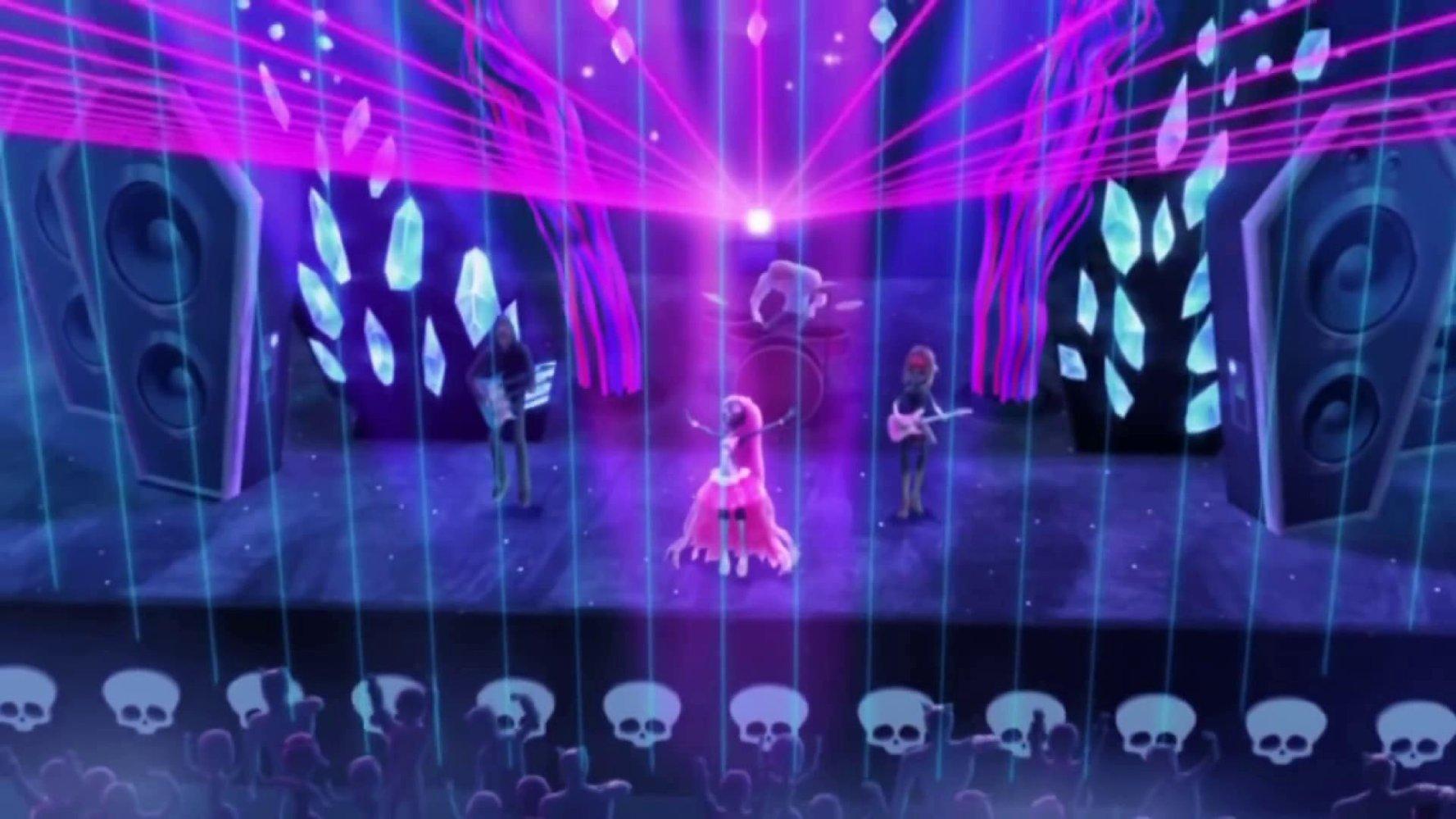 Monster High Boo York Boo York