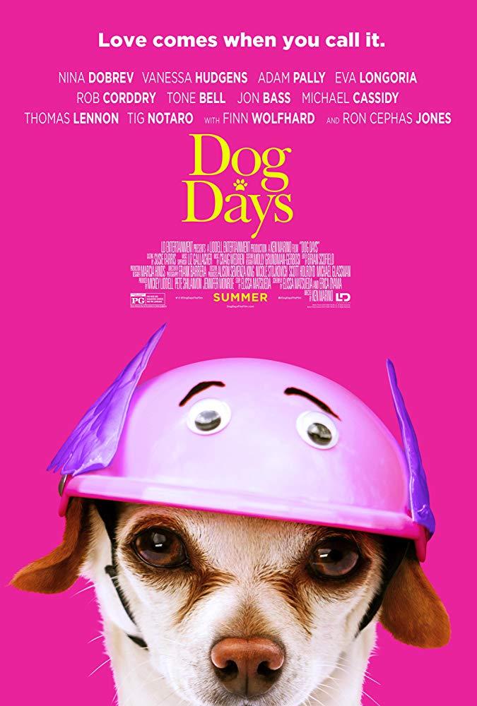 Dog Days [Sub: Eng]