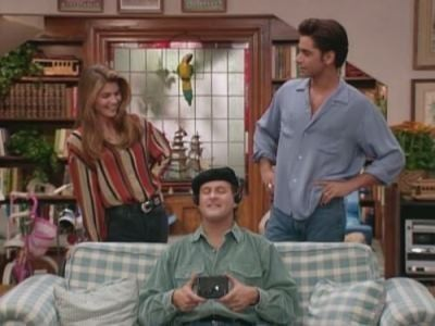 Full House - Season 7 Episode 2 - The Apartment.