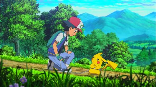 Pokemon the Movie: I Choose You!