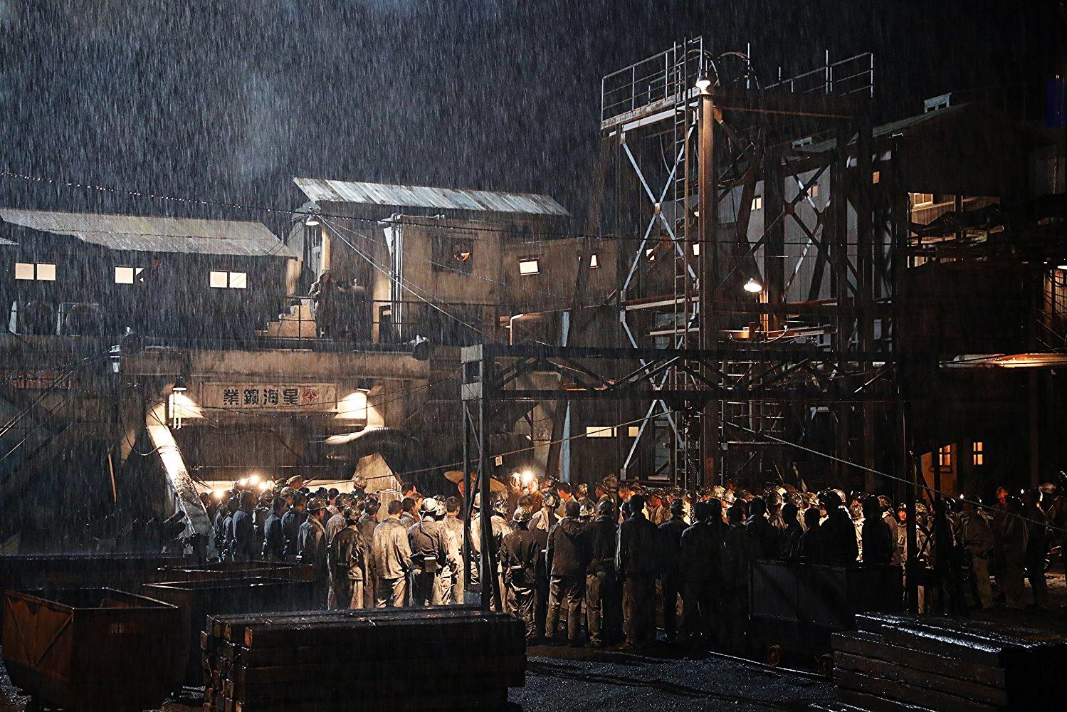 The Battleship Island (Gun-ham-do) [Sub: Eng]