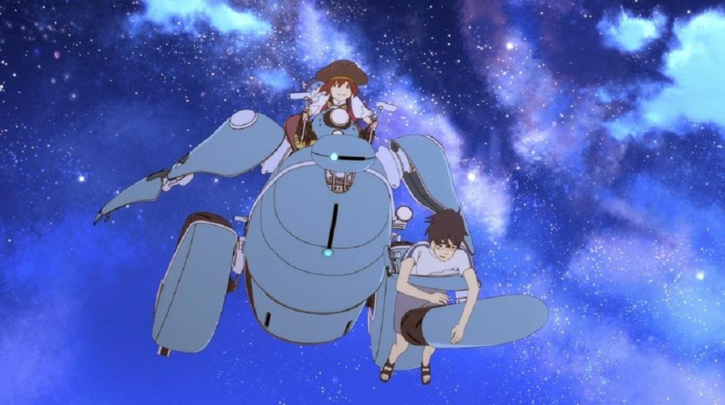 Ancien and the Magic Tablet (Hirune-hime: Shiranai watashi no monogatari) [Sub: Eng]