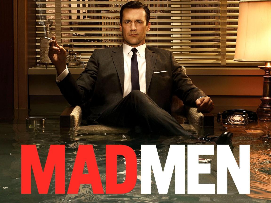 Mad Men - Season 1 Episode 01: Smoke Gets in Your Eyes