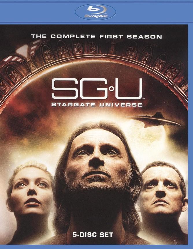 SGU Stargate Universe - Season 1