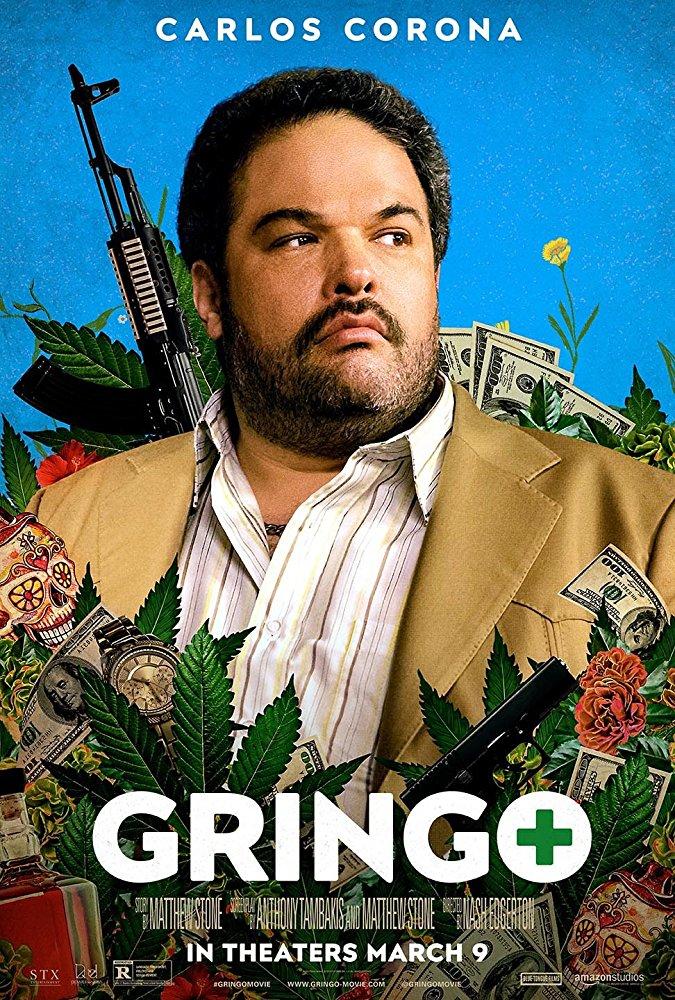 Gringo(2018)