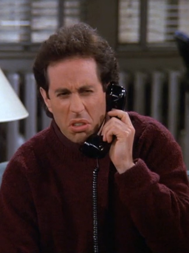 Seinfeld - Season 9 Episode 16: The Burning