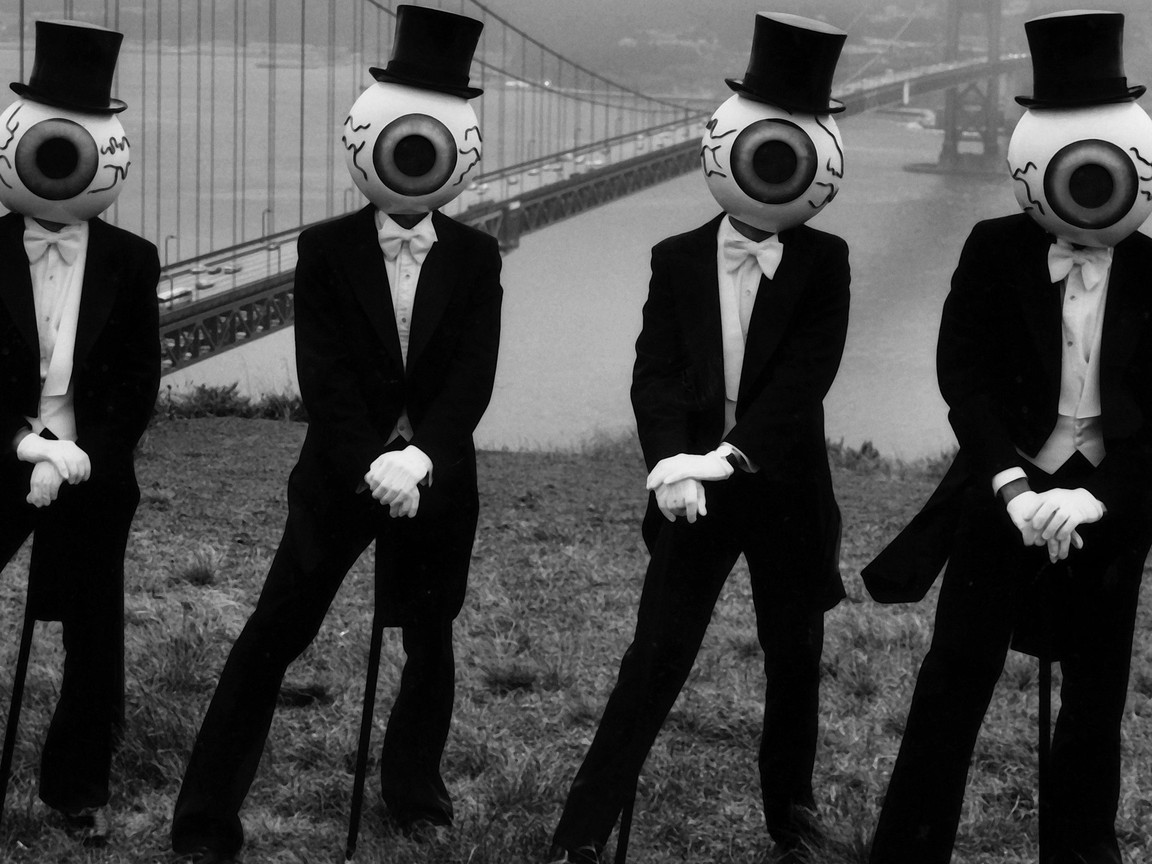 Theory Of Obscurity A Film About The Residents