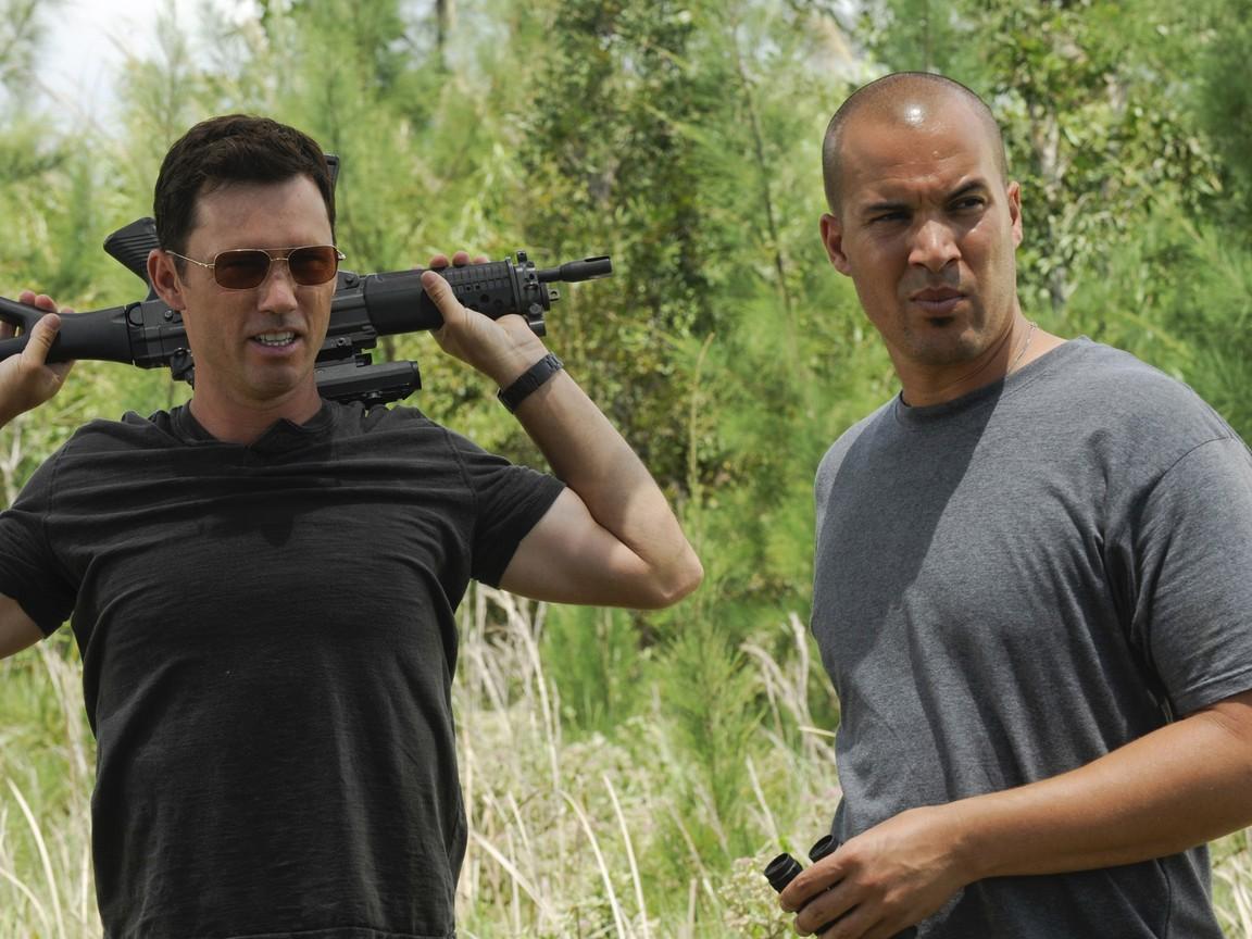 Burn Notice - Season 5 Episode 07: Beseiged