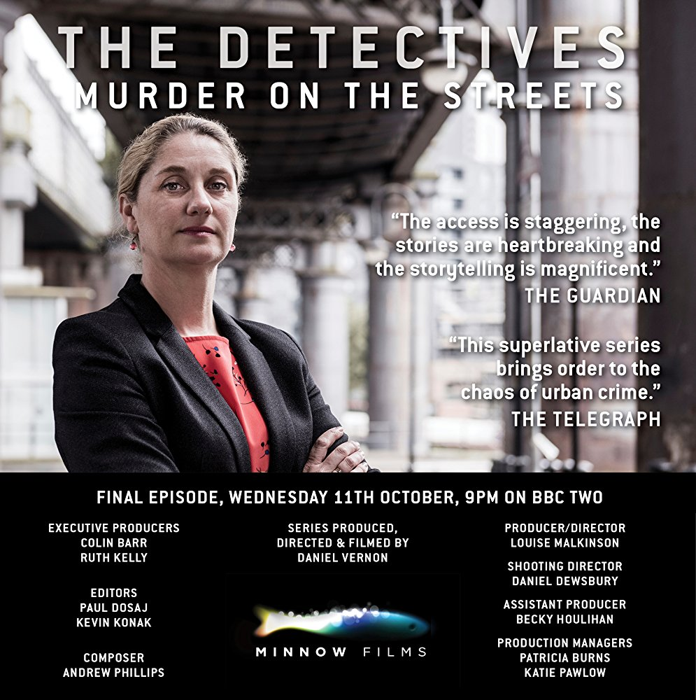 The Detectives: Murder on the Streets- Season 1
