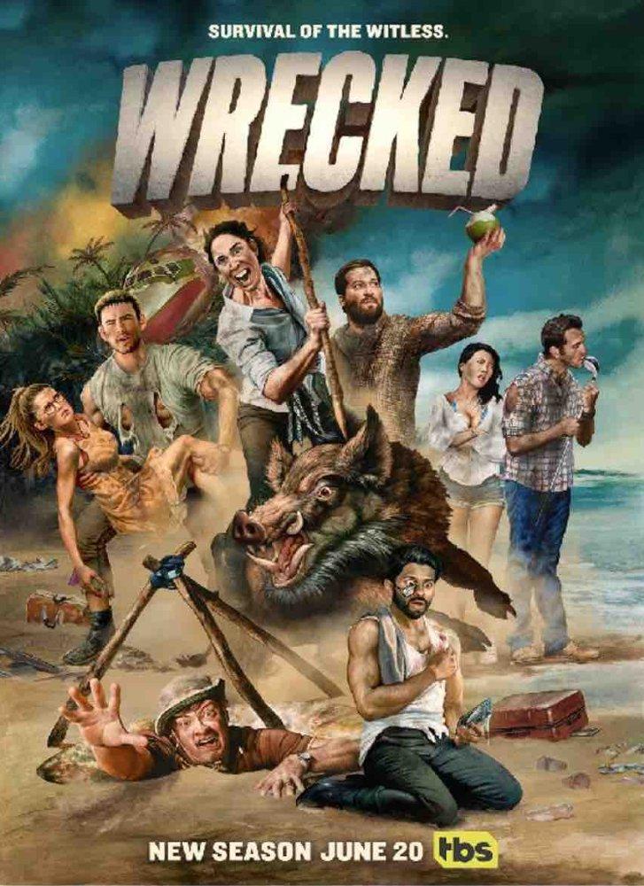 Wrecked- Season 2
