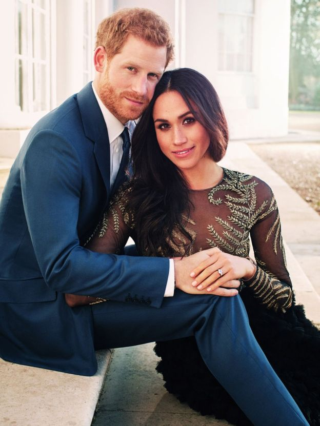 Meghan Markle: A Royal Love Story