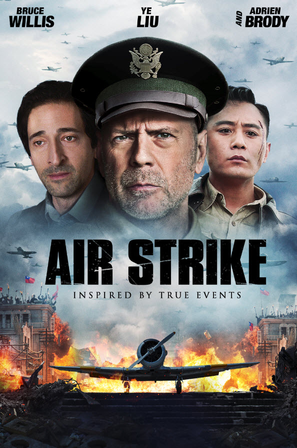 Air Strike (The Bombing)