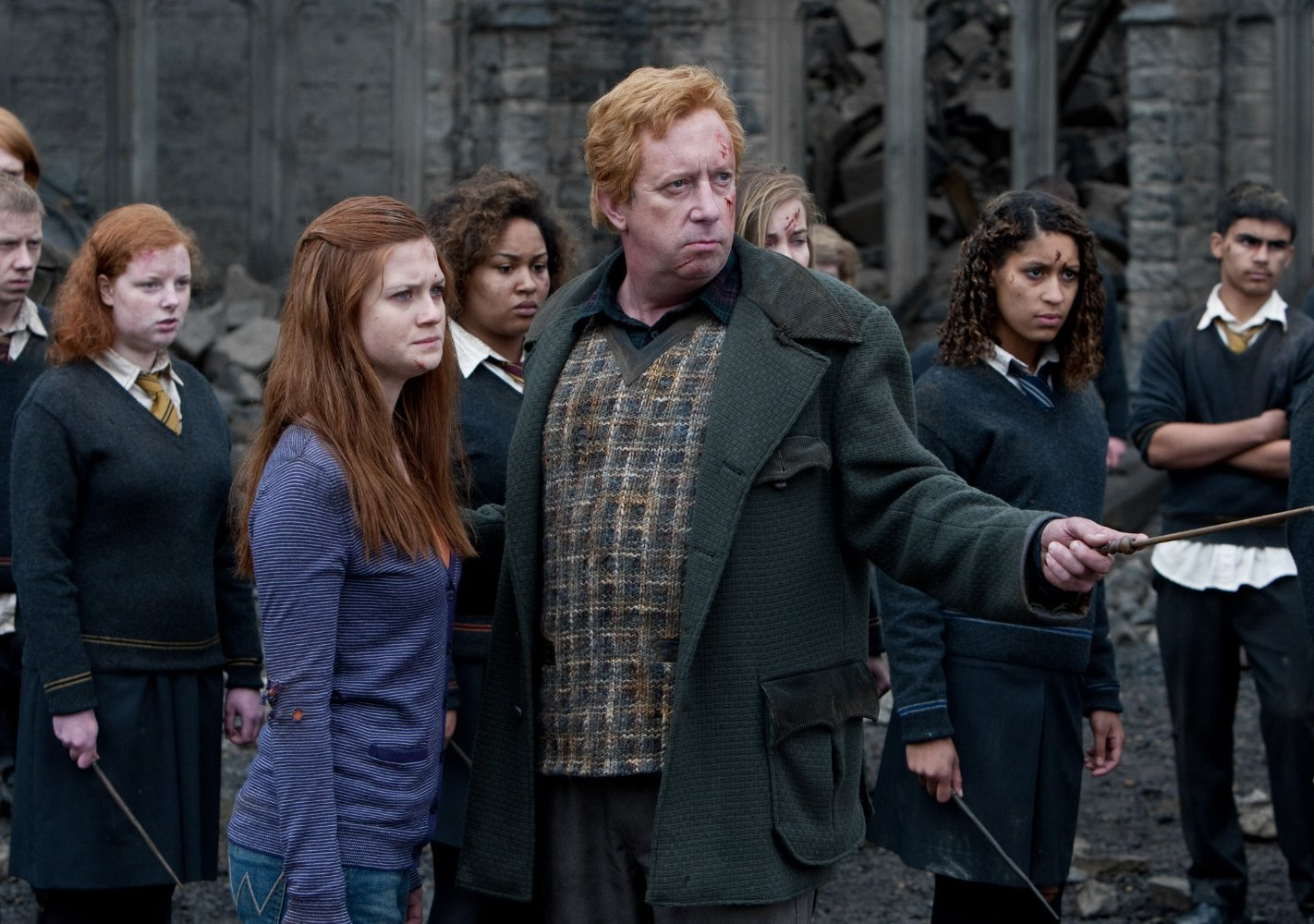 Harry Potter And The Deathly Hallows (Part 2)