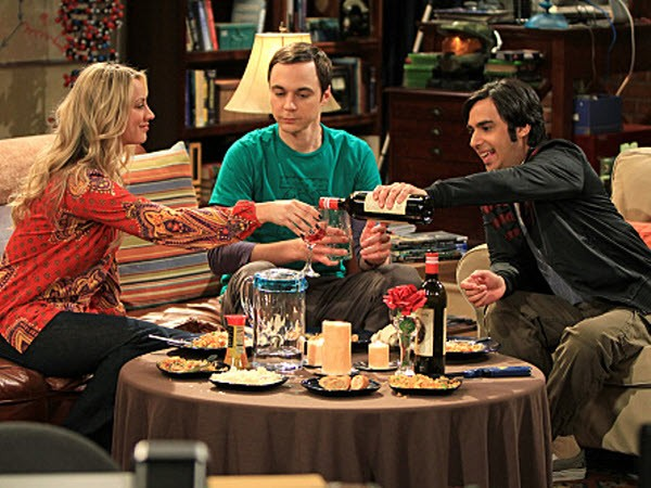 The Big Bang Theory - Season 4 Episode 24: The Roommate Transmogrification