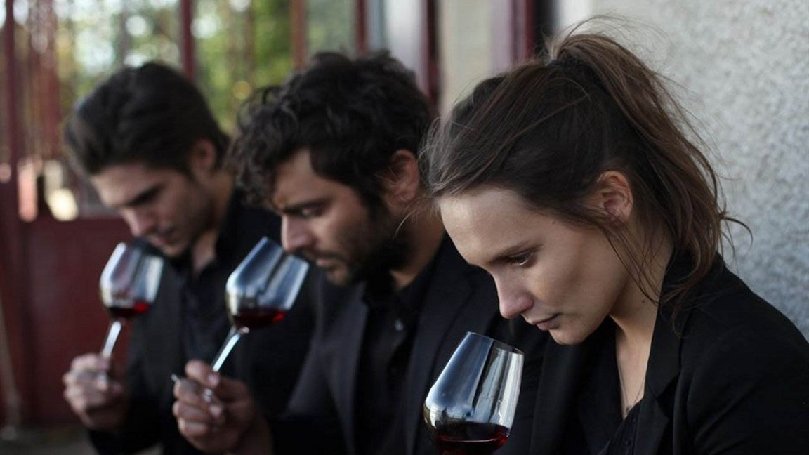 Back to Burgundy [Audio: French]