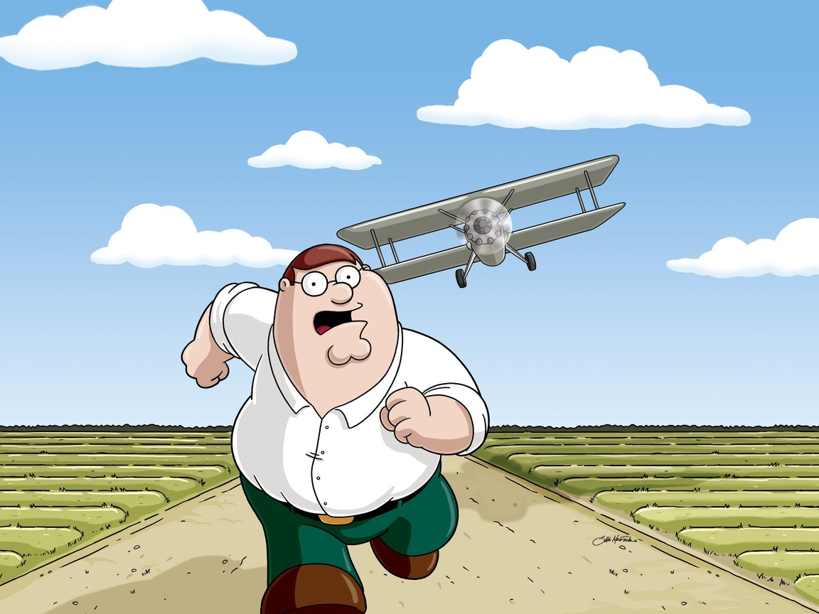 Family Guy - Season 4 Episode 1: North by North Quahog