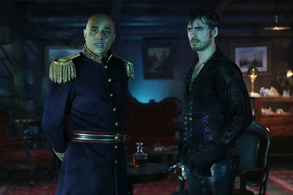 Once Upon A Time - Season 6 Episode 06: Dark Waters